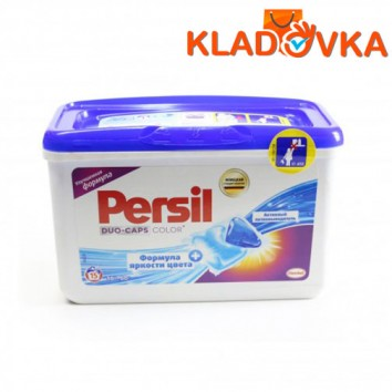 "Капсулы ""PERSIL Duo Caps Color"" 15шт."