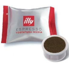 Кофе капсулы Illy Medium Roast (Espresso Tostatura Media)